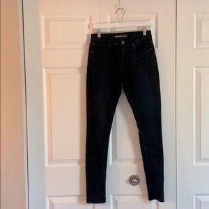 Super Dark Express Jeans